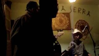 Shelter SX Telecaster Guitar solo Nada sera como antes live in Ibitipoca Mg