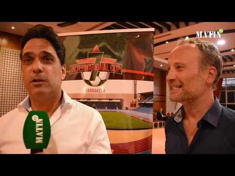 Video : International 7 Cup : 600 footballeurs attendus le 30 novembre à Marrakech pour la première édition