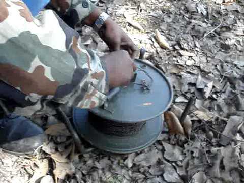 Land mine blast by Nepal Army.MPG