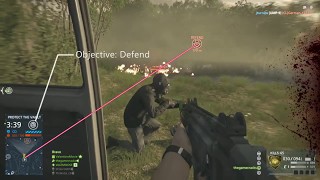 Tracking Objective + Callout Title