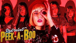 Red Velvet 레드벨벳 - Peek-A-Boo (Russian Cover || На русском)
