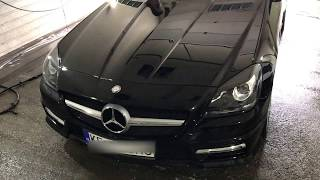 Mercedes SLK R127 detailing finish ceramic coat