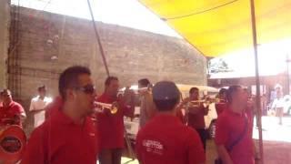 """Producciones Compa Puma La imponente Banda Vientos de Jalisco """"Mambo Loco"""" En Vivo"""