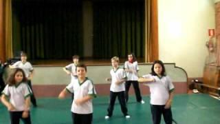 Acrosport 5º B Escolapias
