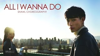 ALL I WANNA DO(feat. Hoody, Loco) - JAY PARK 박재범 | SHAWL CHOREOGRAPHY