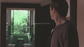 elio + oliver ♡ mystery of love.