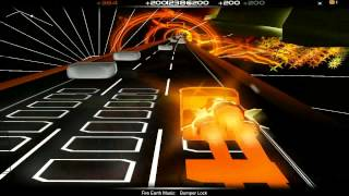 Audiosurf: Fire Earth Music - Bumper Lock