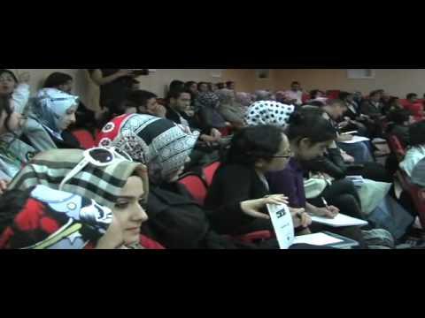 Marmara Üniversitesi Tarih Bölümü Öğrenci Sempozyumu Bölüm 2.avi
