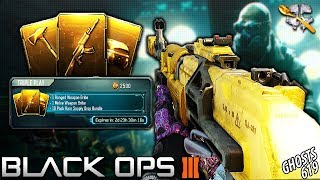 Get FREE DLC GUNS! NEW Triple Play Contract in BO3!