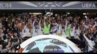 Nuevo himno del Real Madrid (con letra)