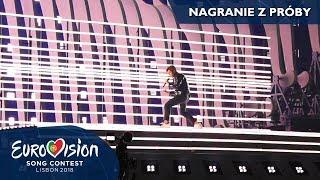 "SWEDEN - live in arena, Benjamin Ingrosso ""Dance You Off"" (Eurovision)"