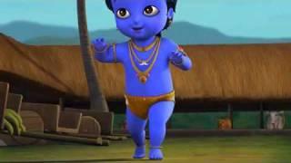 YouTube   Vrindavan Ka Dulara  Little Krishna Hindi Film Trilogy DVD 1