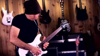"""Joe Satriani """"Always With Me, Always With You"""" At: Guitar Center"""