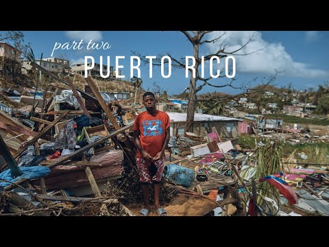 There is No Such Thing as a Natural Disaster. Part 2: Puerto Rico