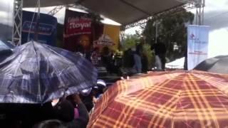 Propuesta indecente Yo me llamo Romeo Santos Ecuador en vivo