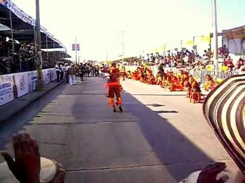 Gran parada carnaval de barranquilla 2012