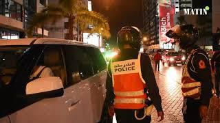 Etat d'urgence sanitaire : La DGSN veille au respect des mesures décrétées à Casablanca