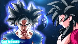 Ultra Instinct Vs Super Saiyan 4 - Theme (Unofficial)