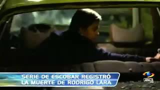 Dolorosa reconstruccion del asesinato de Rodrigo Lara Bonilla