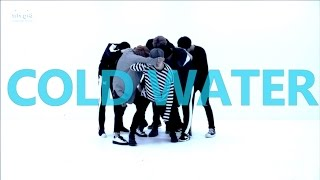 BTS - COLD WATER (dance MUSHUP)