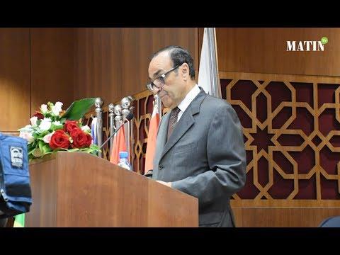 Habib El Malki lors de la 25ème édition de l'Assemblée Régionale Afrique