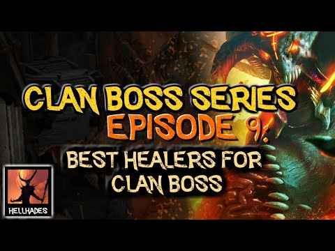 RAID: Shadow Legends | CLAN BOSS SERIES, EPISODE 9: BEST HEALERS IN THE GAME FOR CLAN BOSS!