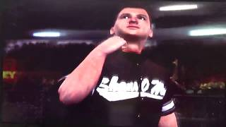 Shane McMahon Entrance on WWE SVR 2007 for the Xbox 360