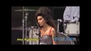 Love Is A Losing Game live @ Lollapalooza Festival 2007 - Amy Winehouse
