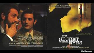 Emilio Kauderer & Federico Jusid - The Secret in their Eyes - Liliana's Theme