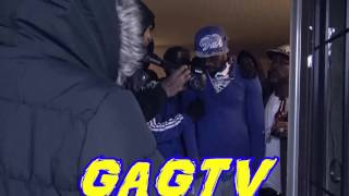 Big Gunplay Loc | behind da scenes - Life In The Hood
