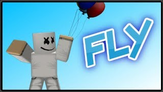 Marshmello - Fly || Roblox Music Video