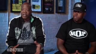 M.O.P - Wouldn't Change The Fighting Spirit Brownsville Gave Us (247HH Exclusive)