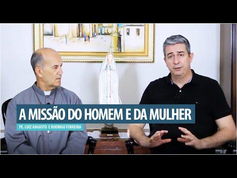 Padre Luiz Augusto: Hoje somos escravos dos prazeres e vícios do mundo!