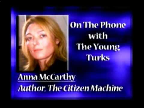 The Citizen Machine w/ Author Anna McCarthy