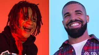 Trippie Redd's DJ Said He's not on God's Plan by Drake because his verse wasn't done!