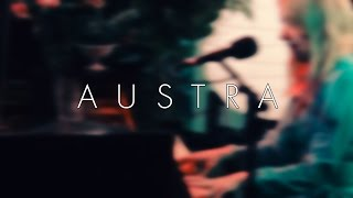 """Austra - """"I Love You More Than You Love Yourself"""" (Live on Radio K)"""