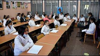 Des élèves dédient une chanson pour SAR la Princesse Lalla Khadija