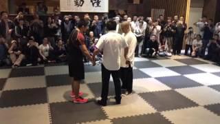 MMA vs Tai Chi