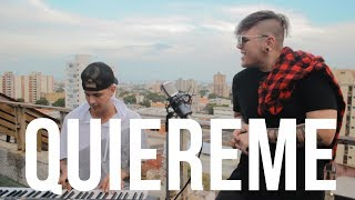 Quiereme (Cover) - Jacob Forever Ft. Farruko BY COVERFLOW