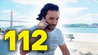 SOS - Como Ligar para o 112 e Salvar Vidas!