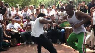 Roda da República Lenilson capoeira dance