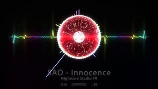 Nightcore - SAO (OP 2) - Innocence