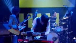 The Killers -  Mr Brightside   (live jools holland)