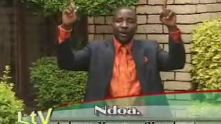 Ambwene Mwasongwe Ndoa Official Video width=