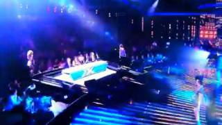 THE X FACTOR FINAL 10 GROUP PERFORMANCE BRIGHT LIGHTS AND BIGGER CITY LIVE 30/10/2011