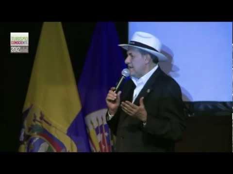 Turismo Consciente 2012, Ecuador, Presentación de sesión Ministro Freddy Ehlers ,OEA