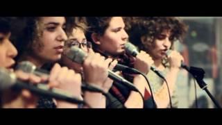 Studio Brussel: Sioen & Binti - Blackout/One Night Stand (Live)