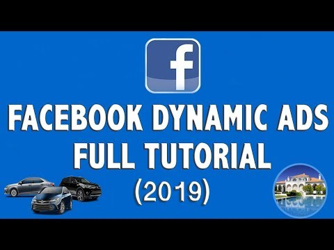 Facebook Dynamic Ads - COMPLETE TUTORIAL 2019 - Sell MORE Cars & Ecommerce Products!