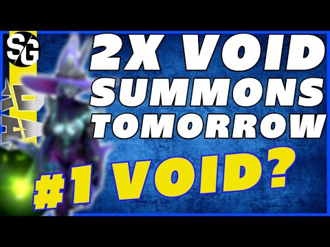RAID SHADOW LEGENDS | TOP RANKED VOID EPIC CHAMP & 2X SUMMONS TOMORROW
