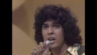 Sidney Magal canta no Globo de Ouro 1977